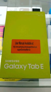 Samsung Tab E 9.6 16 gb London, N6E 1V4