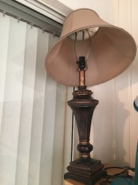 brown and black table lamp Winter Haven, 33881