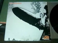 Led Zeppelin 1 LP in original plastic opened XF Columbus, 43232