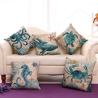 Marine life cushion covers (NEW) Ottawa, K2E