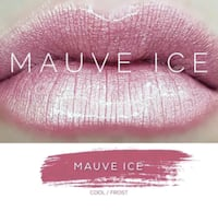 Mauve ice lipsense New  RIVERSIDE