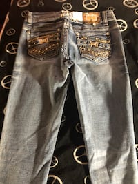 two pairs of blue jeans Redding, 96003