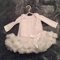 Beautiful baby girl dress Georgina, L0E 1L0