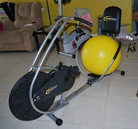 Ball bike exercise bike Vancouver, V5V 2Z9