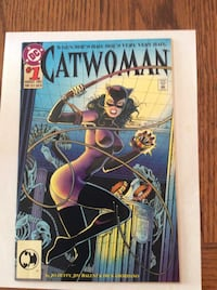 Cat woman #1 and #4 comics Jacksonville, 32218