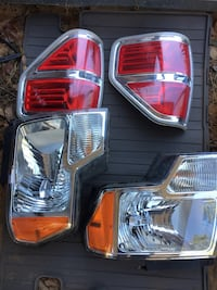 Headlights and tail lights factory  North Augusta