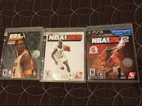 Three sony ps3 games Georgetown, 40324