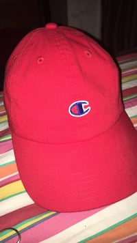 Red champion hat limited edition  Amherstview, K7N 1H1