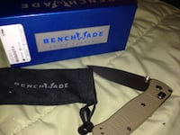 Brand New Benchmade bugout 522 mi