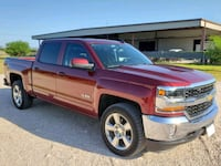 2016 Chevrolet Silverado Edinburg, 78542