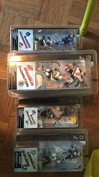 NHL collectable figures Mississauga, L4T