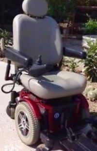 Jazzy 600 electric wheelchair  Shoreview, 55126