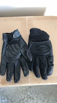 Olympia motorcycle gloves 16 mi