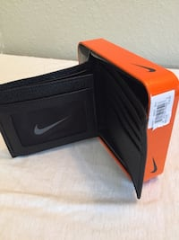black and orange plastic case Las Vegas, 89148