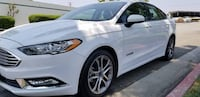 2018 Ford Fusion Hybrid SE/CLEAN TITLE/26k Miles Orange