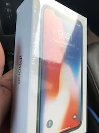 I Phone X new 256g Burlington, L7P