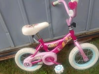 toddler's pink and white bicycle Louisville, 40258