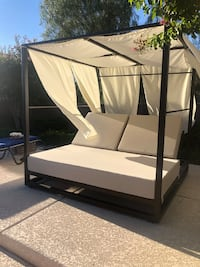 Double Chaise Lounger - Cabana