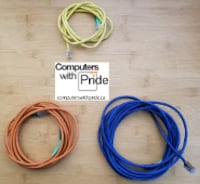 Various Network (RJ-45) Cables - See List Toronto
