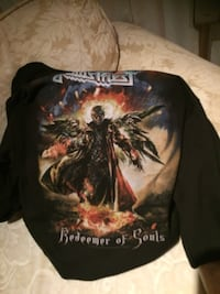 Judas Priest Zip Up Hoodie Large Toronto, M5H