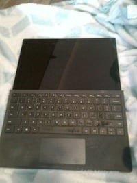 black tablet computer with keyboard Vancouver, V7X
