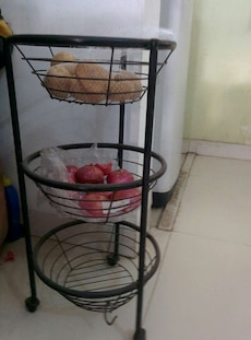 Vegetable stand available for sale