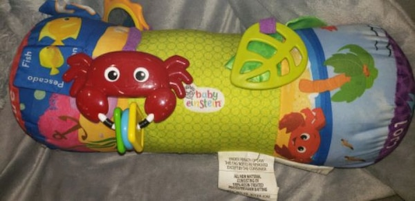 Baby Einstein Infant Toy. 8d7db5a8-0c31-4de7-bbce-d773b3561b06