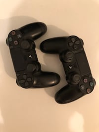 (2) Sony DualShock 4 Controllers New York, 11249