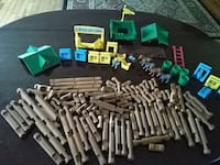 Lincoln logs Kings Park, 11754