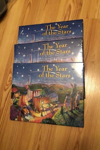 3-Set Books The Year of the Stars Terry, 39170