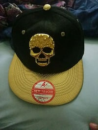 Used black and yellow Pittsburgh Steelers cap for sale in College ... 92dbca83c
