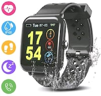 Smartwatch Fitness Tracker w/Heartrate Monitor, Call/Text Reminder etc Harford County, 21085
