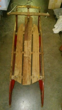 Vintage sled by Rider New Windsor, 21776