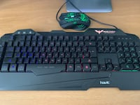 Gaming keyboard and mouse for Xbox One Woodbridge, 22193