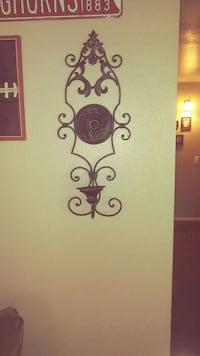 Tall metal candle holder  Midwest City, 73110