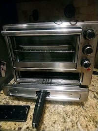 gray and black toaster oven Brampton, L6X 0Y3