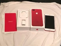 Produkt Red iPhone 7 Plus-Set