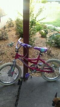 toddler's red and blue bicycle Fort Smith, 72901