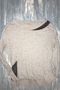 Size small grey Puma long sleeve