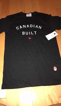 Canadian Built T-Shirt Vaughan, L6A