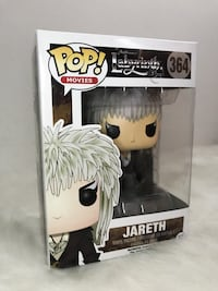 Funko Pop! Labyrinth Jareth (New) Brampton, L6T 4A8