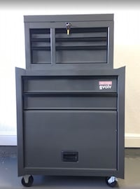 Tool box - CRAFTSMAN toolbox set: top tool chest and rolling tool cart/cabinet - Brand new Fort Lauderdale, 33305