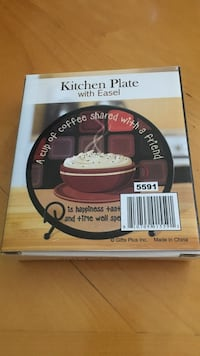Kitchen Plate with easel box West Covina, 91790