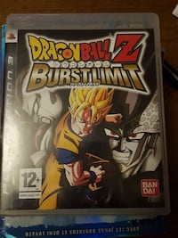 Dragonball Z Burst Limit Sony PS3 jeu cas Tourcoing, 59200