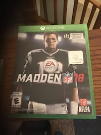 Xbox one madden 18 trade  Calgary, T2Z