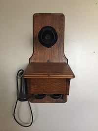Kellogg Antique Wall Phone Bakersfield, 93311