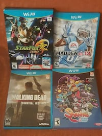 four assorted Sony PS2 game cases Winnipeg, R2W 2J7
