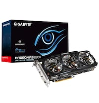 Graphic card gigabyte R9  3GB
