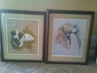 Pair of Harry Tollas limited edition prints Greeley, 80634