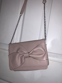 Soft pink small bag with a bow Houston, 77038